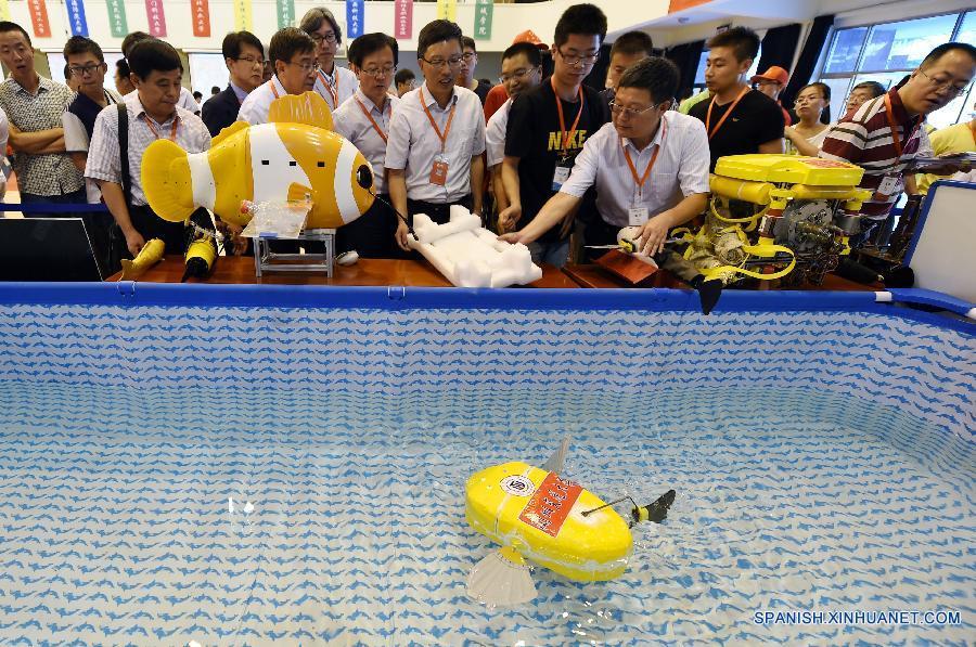 (科技)(2)水中机器人大赛