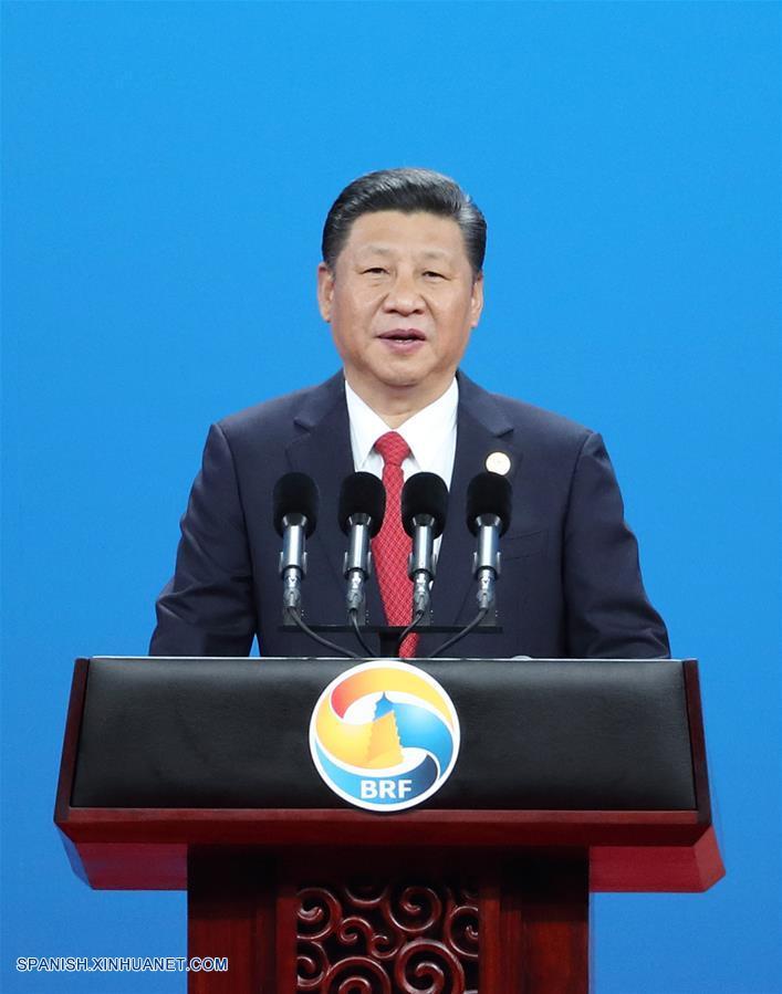 El presidente de China, Xi Jinping, prometió hoy dar un nuevo impulso a la Iniciativa de la Franja y la Ruta, al presentar medidas específicas para llevar adelante la inspiradora iniciativa a la que llamó 'el proyecto del siglo'.