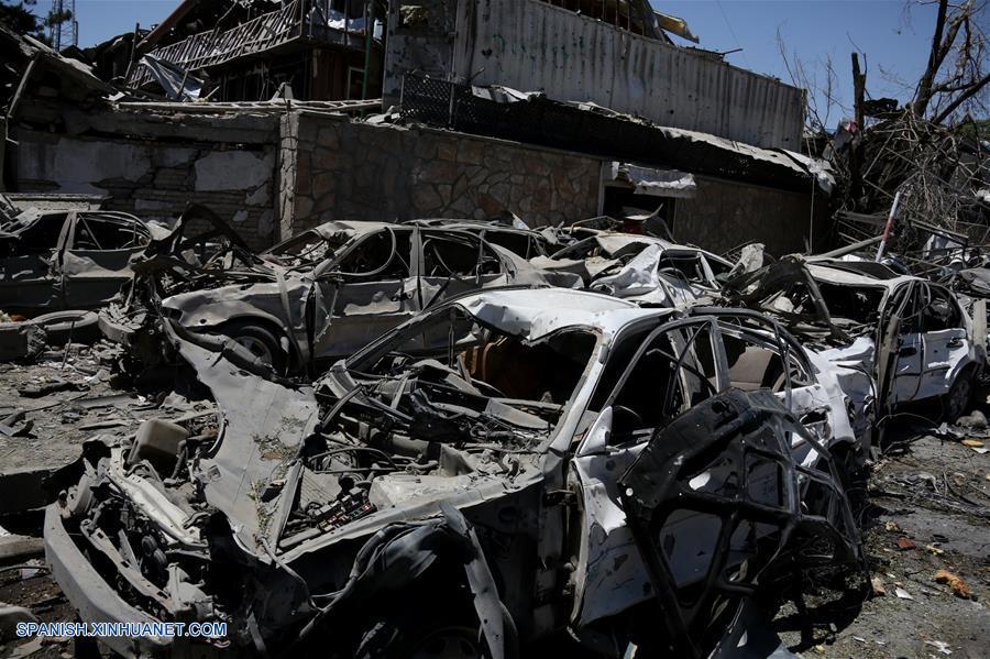 Asciende a 64 muertos y 320 heridos n mero de bajas en for Comunicado ministerio del interior