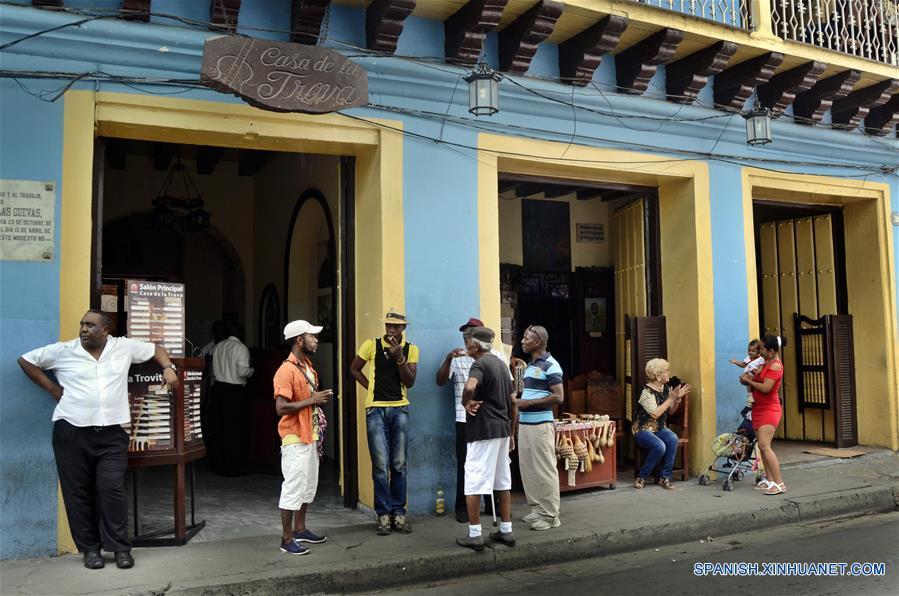 ESPECIAL: La Casa de la Trova de Santiago de Cuba, raíz de la música ...