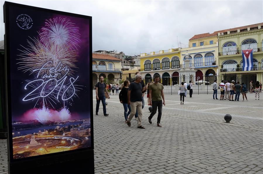 Tradiciones marcan fiestas de fin de año en Cuba