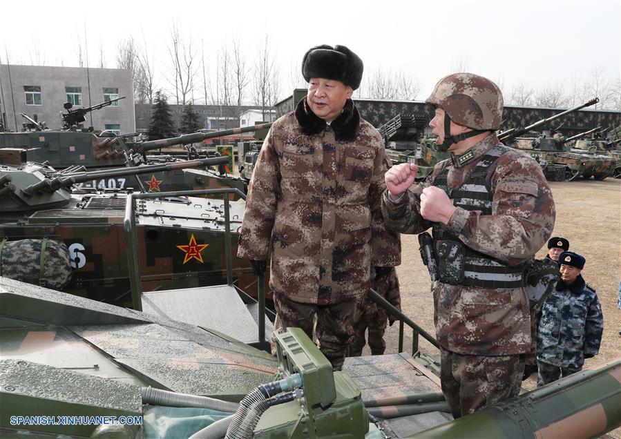 Xi Jinping destaca construcción de fuerzas de combate de élite ...