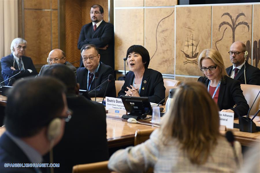 Asamblea Mundial de la Salud aprecia experiencia china en trasplante de órganos