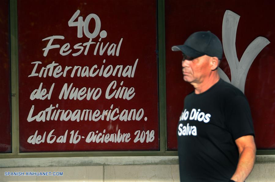 CUBA-HABANA-FESTIVAL DE CINE