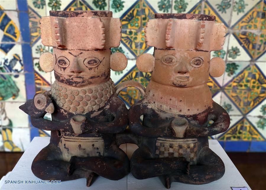 PERU-LIMA-CULTURA-PIEZAS ARQUEOLOGICAS