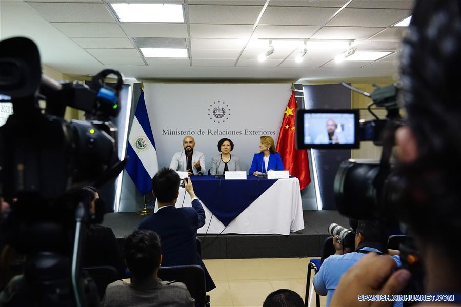 EL SALVADOR-SAN SALVADOR-CHINA-BECAS 2020