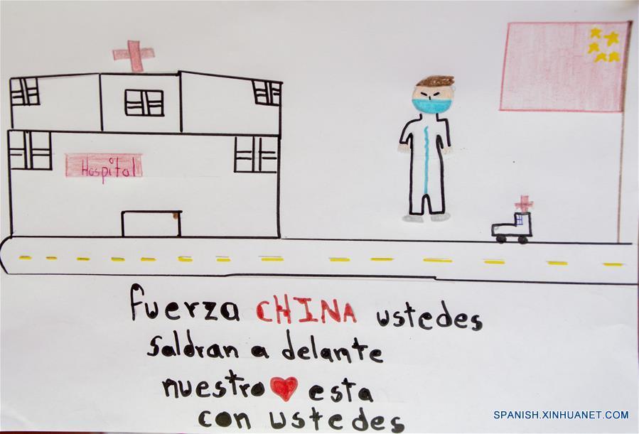 ECUADOR-QUITO-CHINA-NUEVO CORONAVIRUS-APOYO