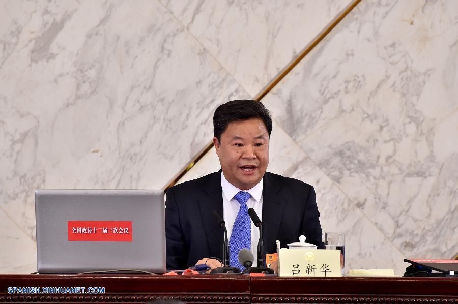 Los esfuerzos por promover la campaña anticorrupción de China 'no tienen límite o techo' y 'nadie tiene impunidad', recalcó hoy lunes el portavoz del máximo órgano asesor político de China.