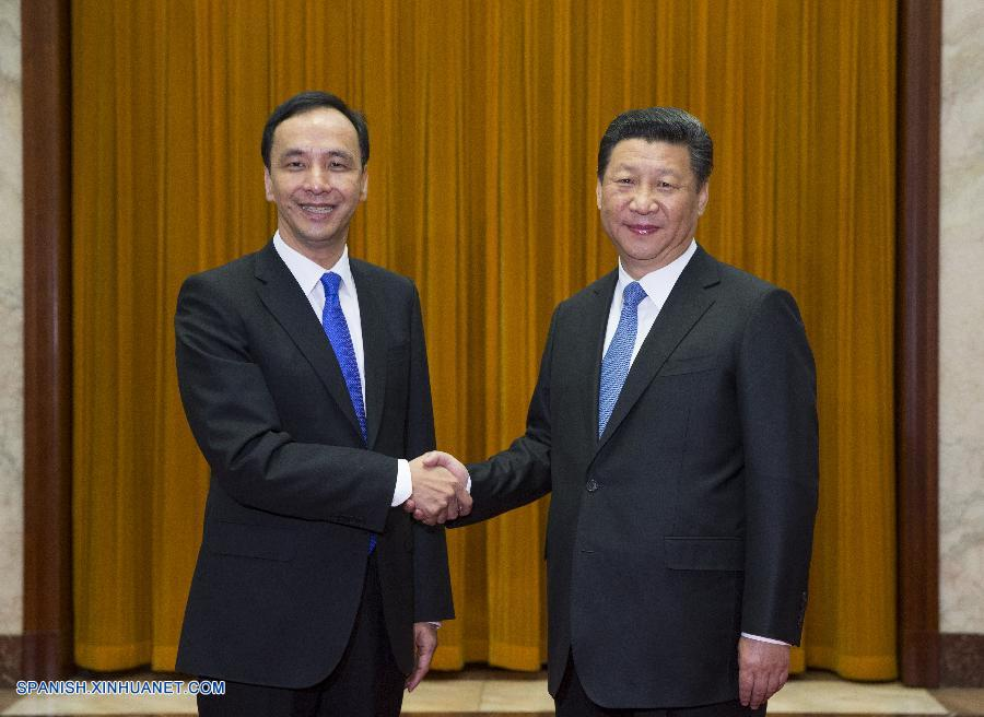 Xi Jinping, secretario general del Comité Central del Partido Comunista de China (PCCh), exhortó a ambas partes del Estrecho de Taiwan a construir una comunidad de destino compartido y resolver las diferencias políticas mediante las consultas en igualdad.