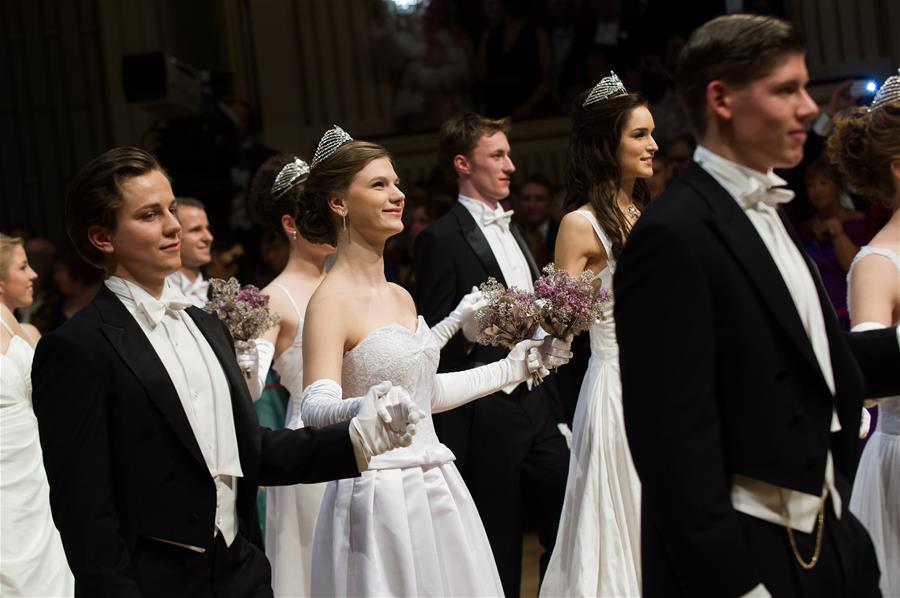 Fotos Impresionantes Del Baile De La ópera Spanish Xinhuanet Com