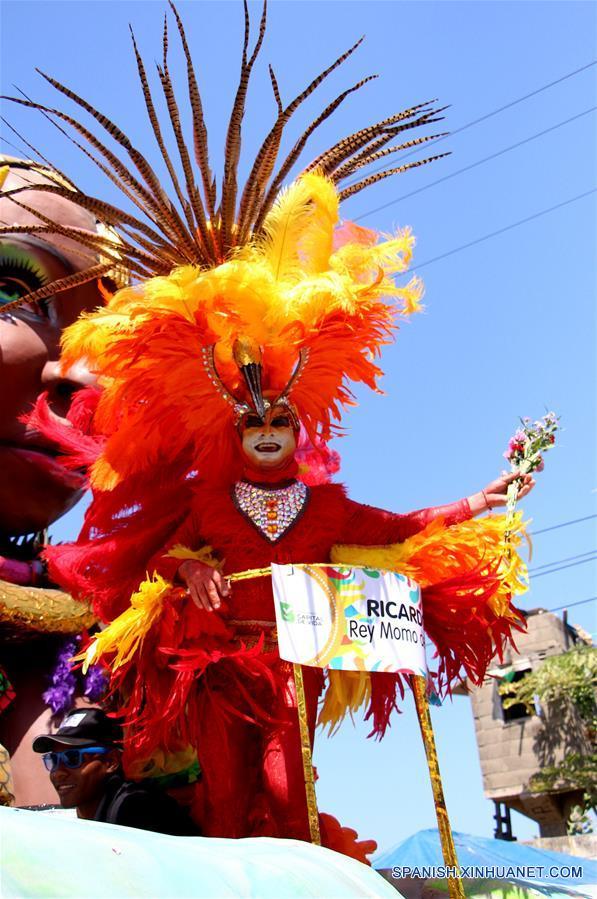 (4)COLOMBIA-BARRANQUILLA-BATALLA FLORES-CARNAVAL