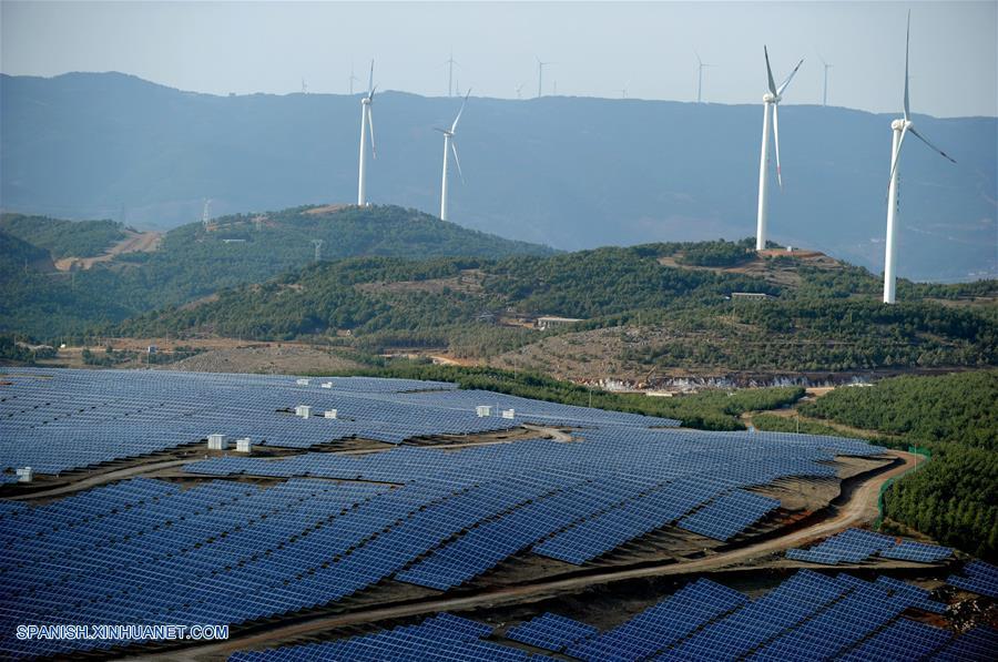 (1)CHINA-GUIZHOU-ENERGIA VERDE