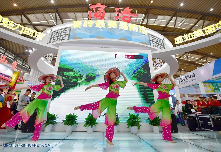 (1)CHINA-SHAANXI-EXPOSICION-RUTA DE LA SEDA