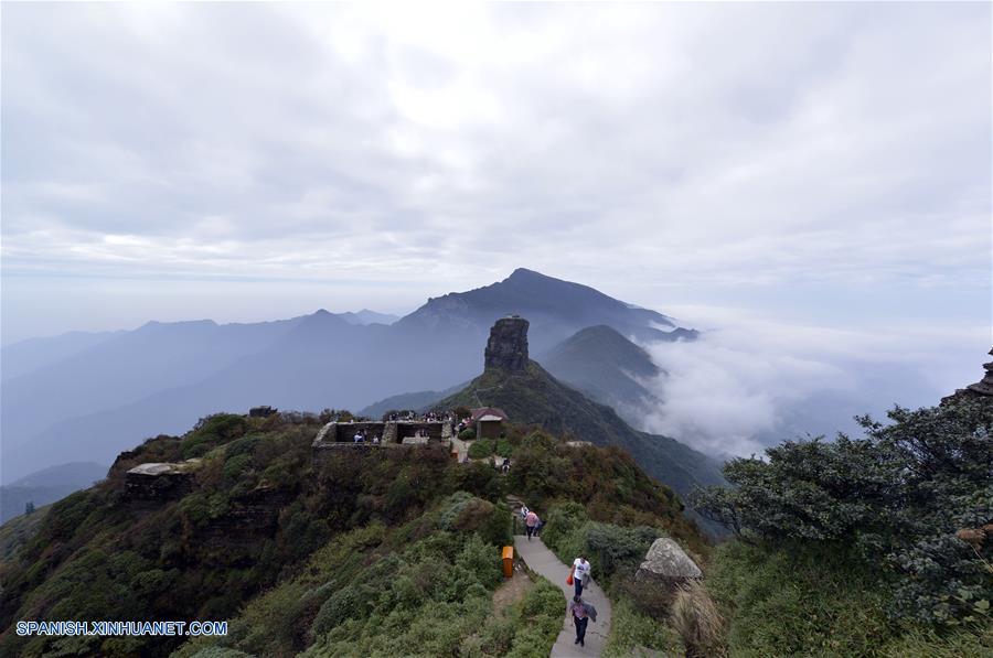 CHINA-GUIZHOU-UNESCO-PATRIMONIO-SERIE