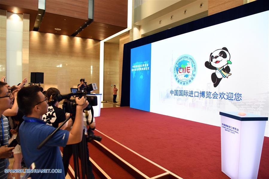 Resultado de imagen para Exposición Internacional de Importaciones de China