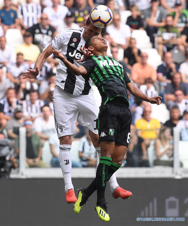 ITALIA-TURIN-SERIE A-JUVENTUS VS SASSUOLO