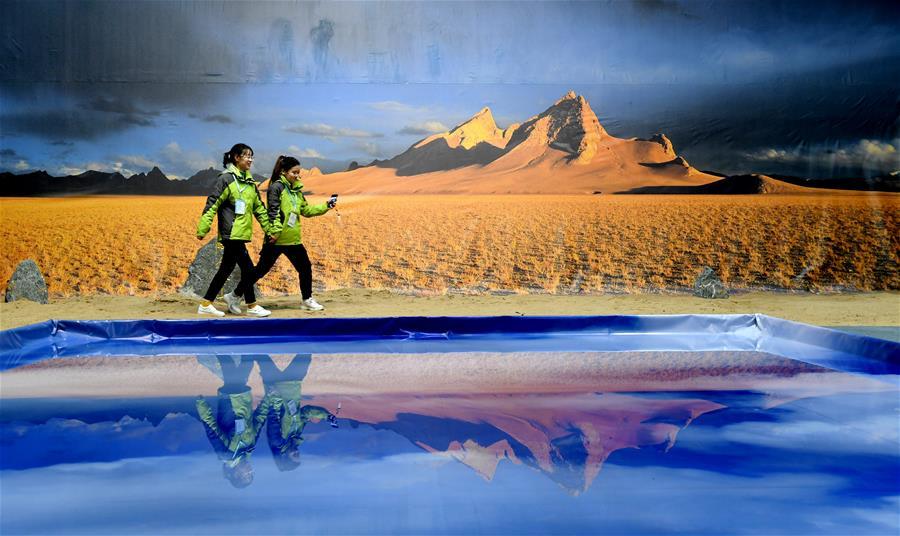 CHINA-HENAN-FESTIVAL DE ARTE FOTOGRAFICO
