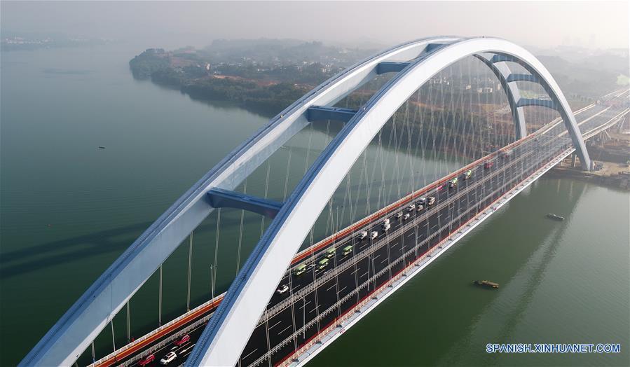CHINA-GUANGXI-PUENTE GUANTANG
