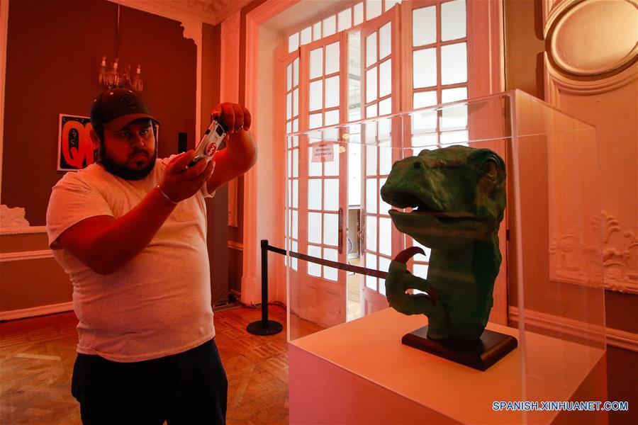 MEXICO-CIUDAD DE MEXICO-MUSEO DEL MEME
