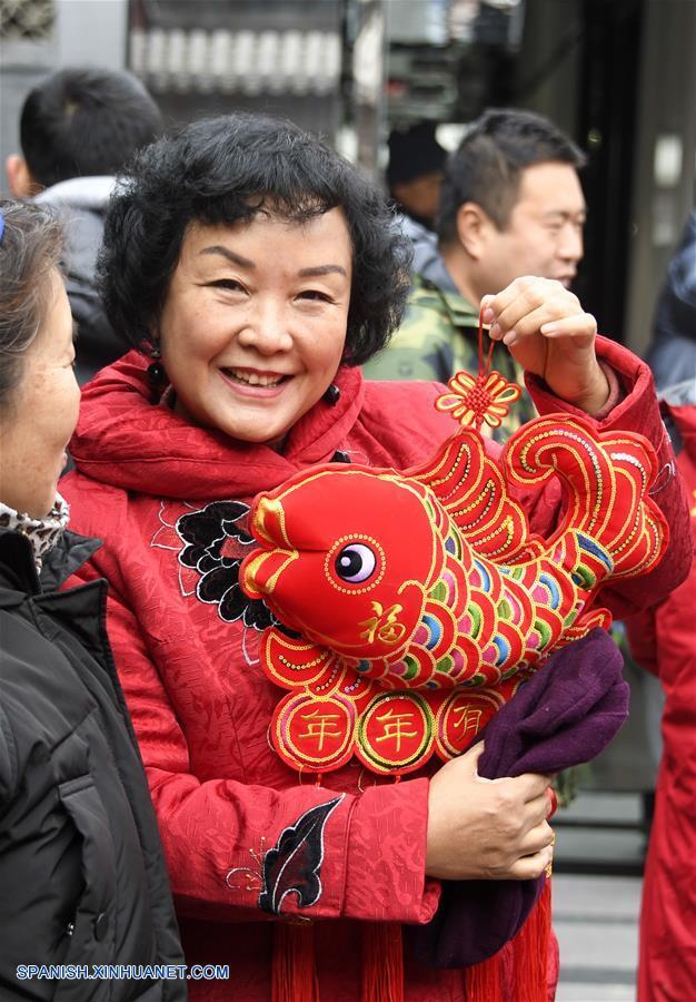 CHINA-BEIJING-FESTIVAL DE PRIMAVERA