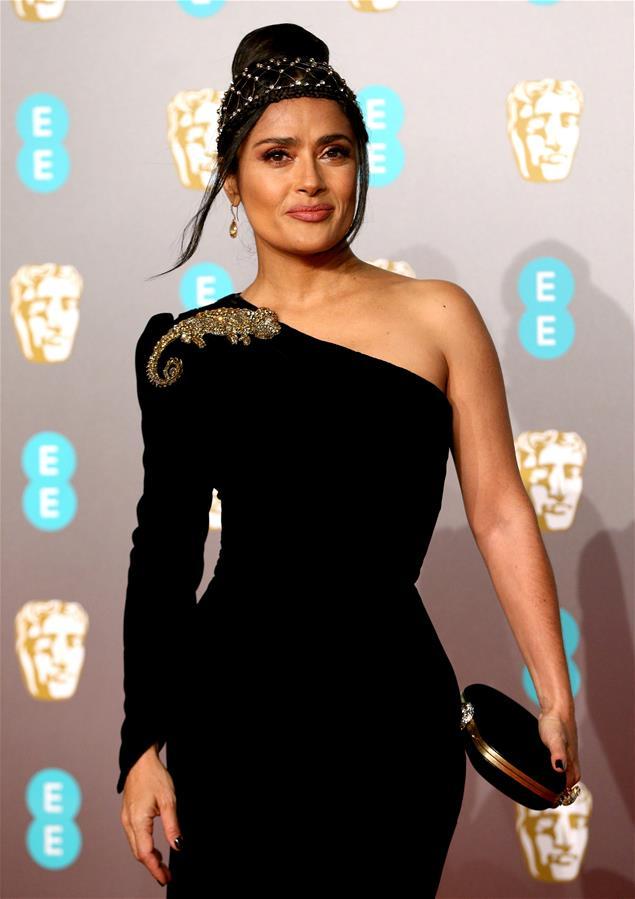 REINO UNIDO-LONDRES-PREMIOS BAFTA