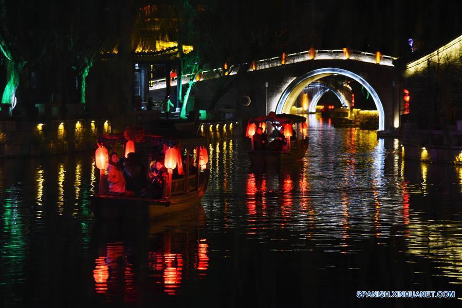 CHINA-SHANDONG-TURISMO
