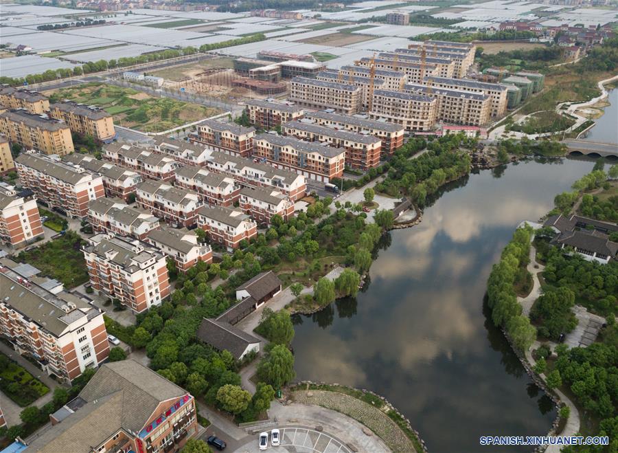 CHINA-ZHEJIANG-CONSTRUCCION DE LA CIVILIZACION ECOLOGICA-SERIE