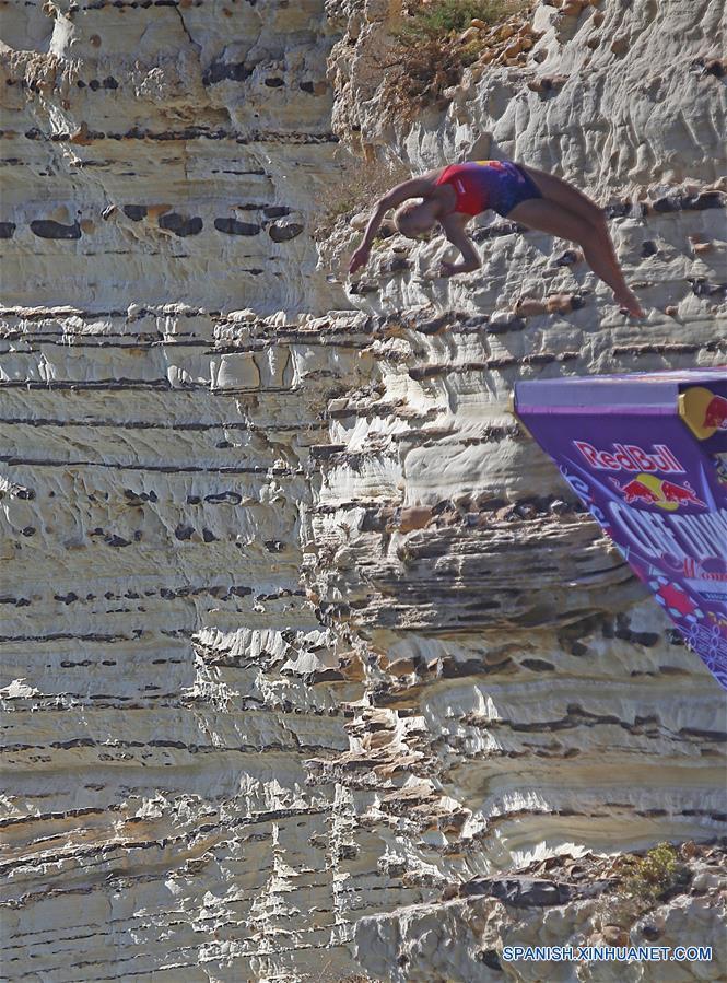 Serie Mundial de Clavados de Risco Red Bull en Beirut