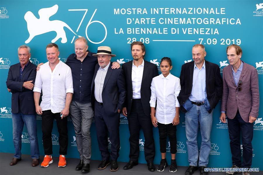 ITALIA-VENECIA-CINE-FESTIVAL-THE PAINTED BIRD