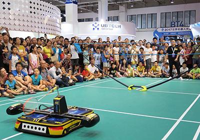 Mercado de robots industriales de China superará los 4.000 millones de dólares en 2017