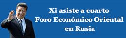 XI ASISTE A IV FORO ECONOMICO ORIENTAL
