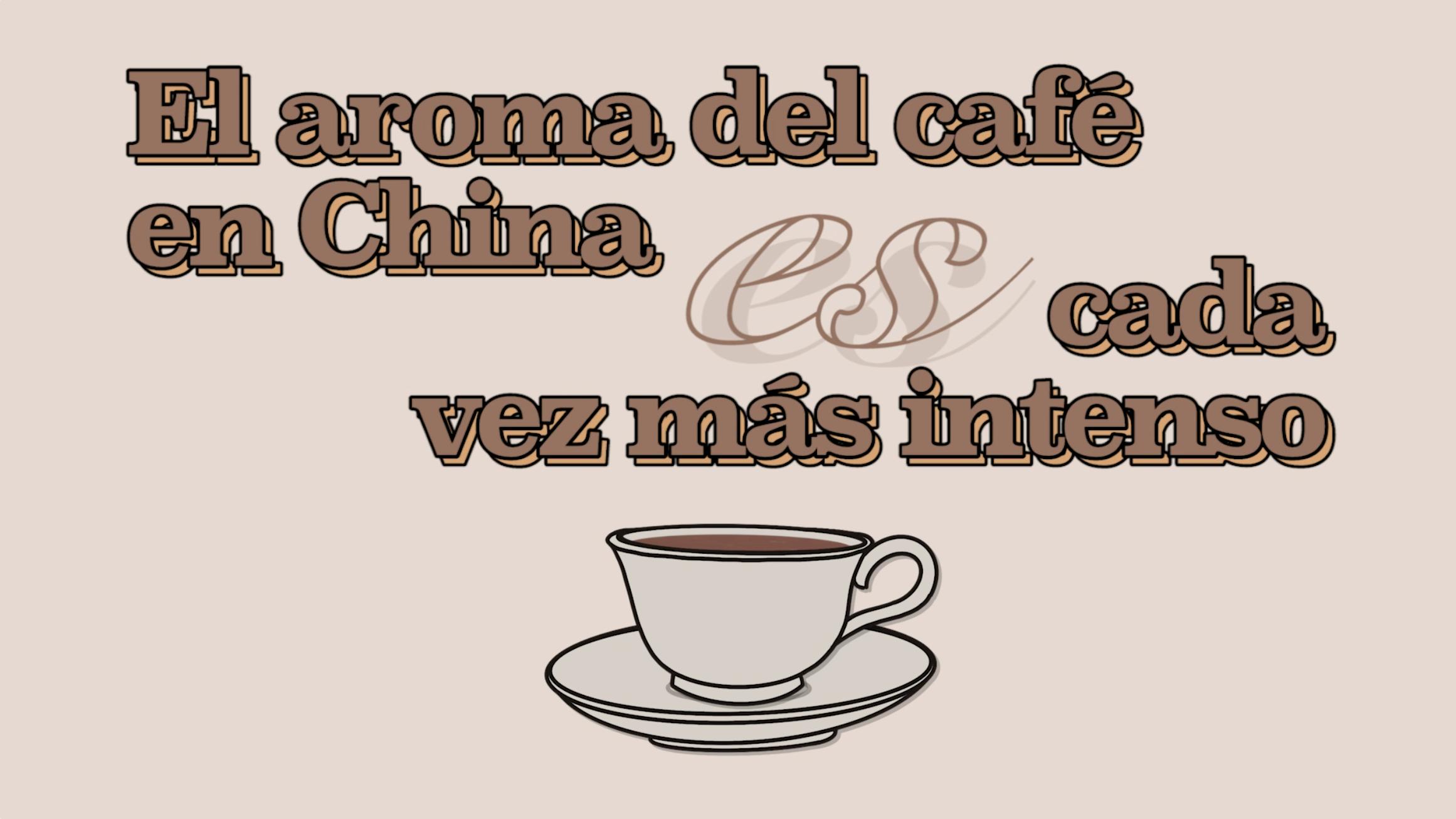 Mercado del café de China, un imán para comerciantes globales