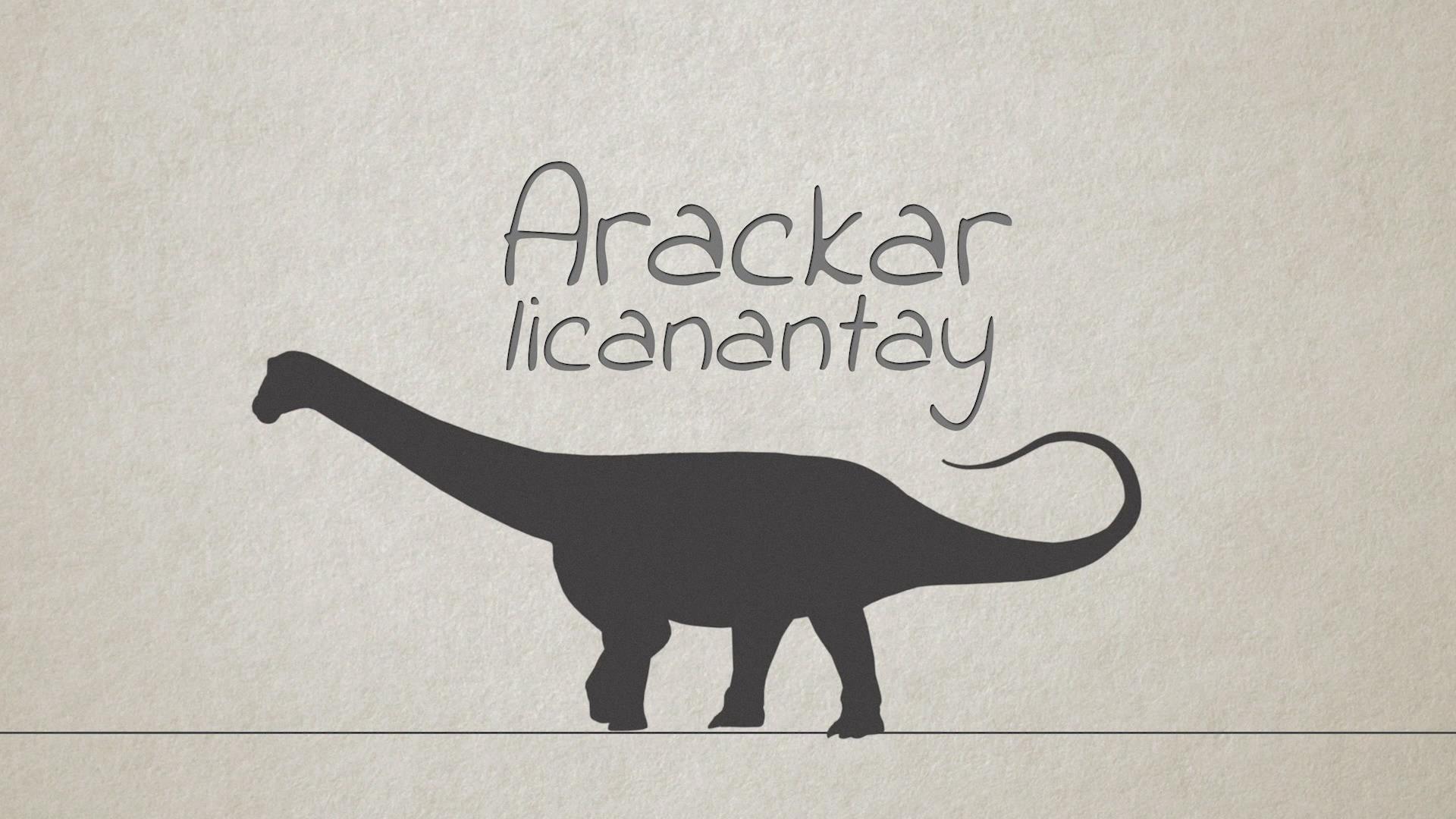 Chile presenta nueva especie de dinosaurio que habitó en la región de Atacama