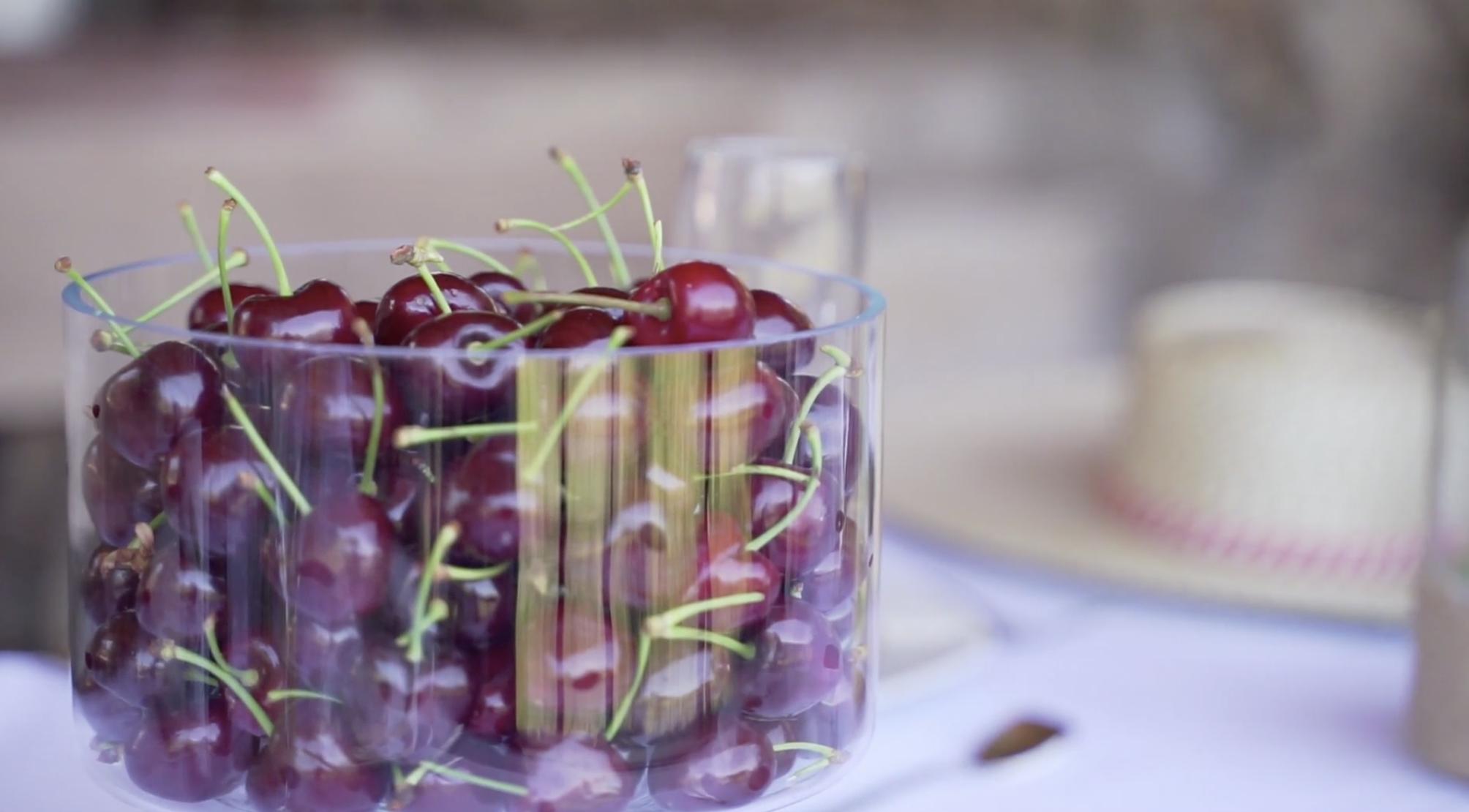 ESPECIAL: Empresario de cerezas chileno es optimista sobre mercado chino