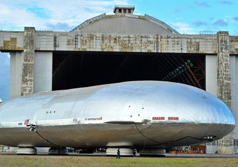 Dragon Dream,un nuevo dirigible gigante