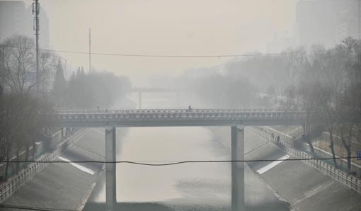 Fuegos artificiales en China agravan contaminación de aire
