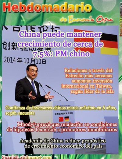 Hebdomadario de economía china 1006-1012