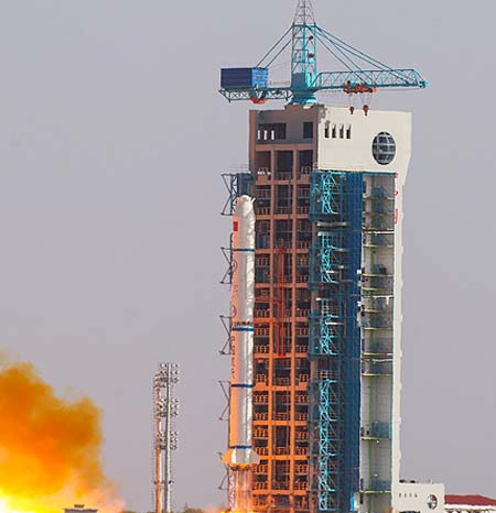 China lanza satélite experimental