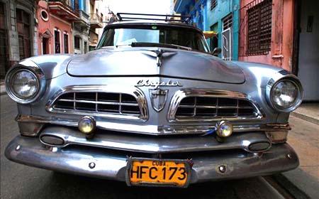 Autos Antiguos Enfrentan Riesgo De Desaparecer En Cuba