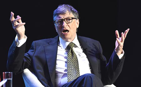 Exclusiva de China: Bill Gates considera a innovación de China benéfica para el mundo