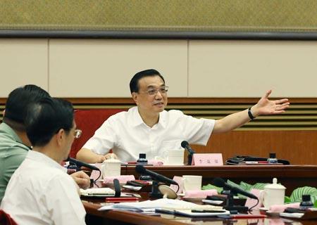 Primer ministro chino pide fortalecer manufactura avanzada