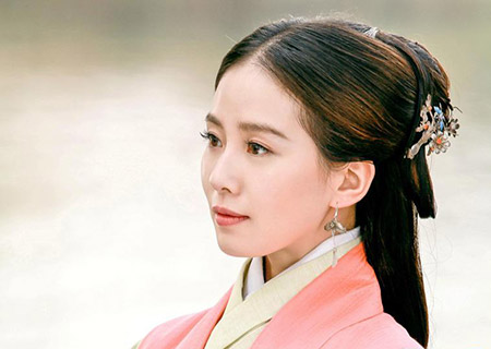 Liu Shishi en la serie The Imprerial Doctress