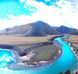 Enfoque de China: China planea parque nacional para proteger nacimiento de ríos