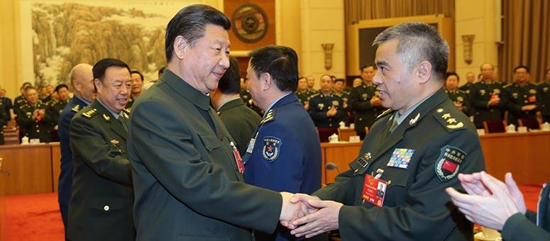 Presidente chino subraya innovación y reforma en actualización de defensa nacional