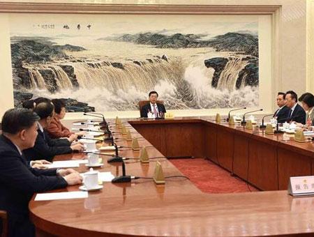 Sesión parlamentaria de China votará sobre 9 documentos