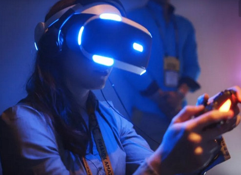 Disponible pronto playstation realidad virtual en Hong Kong