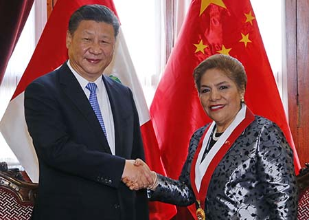 China y Perú buscan mayor cooperación legislativa bilateral e internacional