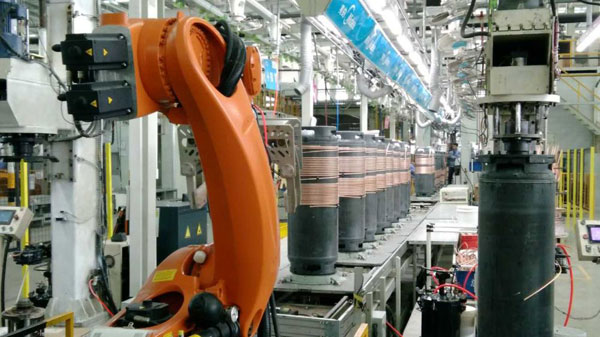 China publica plan quinquenal de manufactura inteligente