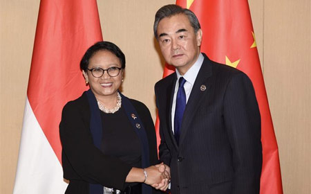 China e Indonesia ampliarán cooperación bilateral