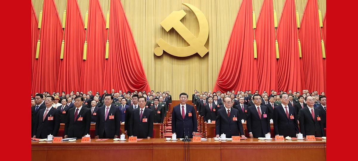 Xi saluda gran futuro para la nación china